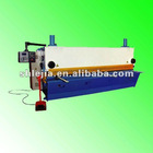 Q11K CNC manual sheet metal shearing machine