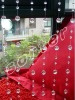 crystal bead curtain for decoration