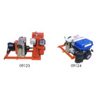 Gasoline Engine Powered Winch / Gasoline Winch