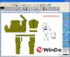 Winda Garment CAD System-Pattern Design