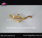 2011 New fashion brooch with pearl