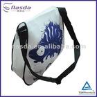 Nonwoven shoulder bag for men use