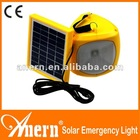 1W Portable Emergency Light With 1.7W Solar Module