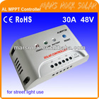 Solar Charge Controller, MPPT Solar Controller 48V