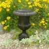 casting miniature flower pots