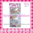 promotional hair accessories in blister card for girl
