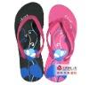 lady new design flip flop