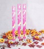 2012 nice color and popular metallic confetti party popper
