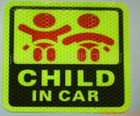 reflective car stickers, DGP reflective car stickers