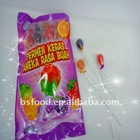 stweety rose shape lollipop candy BS-6105