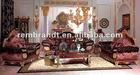 Classic fabric sofas(1+2+3)