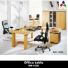 Executive desk maple color(MH-1008)