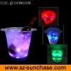 Light up ice bucket
