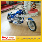 250CC v-twin EPA DOT EEC ADR chopper motorcycle