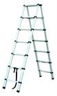 BTD-200 Aluminium Telescopic Ladder 2.0M