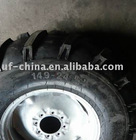 Agricultural Tire wheel W12*24 for 14.9-24
