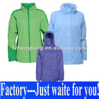 mens and ladies rainwear/raincoat/rain jacket