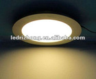 12W Ruond LED Flat Light