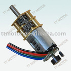 N20 dc motor with gear box with encoder