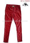 2012 Ladies fashion new design PU leather pants