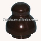 10kv composite hollow insulator ceramic