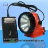 1w outdoor led rechargeabled head lamp