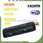 2012 newest arrival Android 4.0 Mini PC IPTV Google Internet TV Smart Android Box Telechips8925 Cortex A5 1GB/4GB wifi hdmi