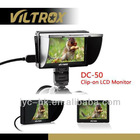 5 inch HD field HDMI DSLR camera LCD moniter Viltrox DC-50