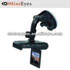 "8times digital zoom 120 degree 2.5""mini Infrared vehicle black box car camera"