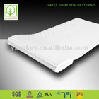 100% Natural dunlop latex hotel mattress