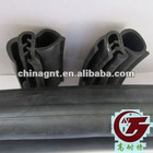 Compound rubber strip