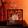 Q007-80Wooden Chinese Style Antique Photo Frame