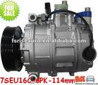 7SEU16C auto compressor 6PK for AUDI