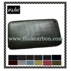 3K Black Carbon Fiber Phone case for Iphone 3gs