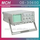 MCH Digital Readout Oscilloscope,OS-3060G Digital Readout Oscilloscope,60MHz frequency