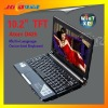 laptop for student HDD160G/250G/320G with cheap price offer spanish russian portuaguese arabic greek french