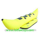 Inflatable Water Floating Banana Air Boat