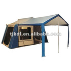 F8009 Australia style 14oz canvas family tent