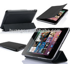 Hot Selling Stand Smart Cover Leather Case Cover for Google Nexus 7