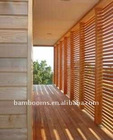 Handmade Bamboo and Wooden Blinds