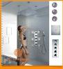 exquisite european bath faucet shower set with jets 60x60cm