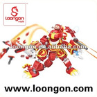 LOONGON builidng block GG Bond set licensed toy