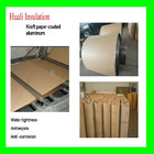 Kraft paper coated aluminum composite facing board 1060/3003