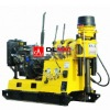 High efficient water well rotary drilling rig