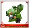 supply Diesel Engine JZC 350L Concrete mixer for construction