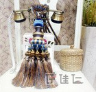 DZ0003 Fashion decorative curtain tassel