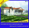 Beautiful comfortable mobile house light steel villa