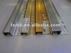 aluminum stair edge trim