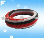 elastic colorized hair tie