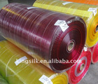 pet polyester film for yarn grade transparent film laser film rainbow film